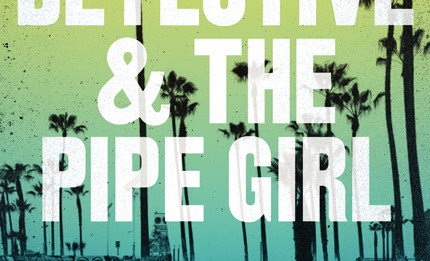 book cover for the detective and the pipe girl by michael craven